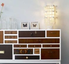 Chest of Drawers from WIS Design — Slinks n.  (slingks) Surreptitious web links to other good sites
