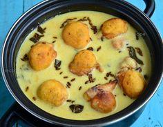 Punjabi Kadhi or Pakode wali besan ki kadhi - Second Recipe