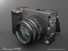 Snima : 'IRIS'   A Full-frame Mirror-less Camera