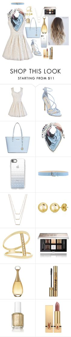 """""""Winter wedding"""" by dreamswillchange ❤ liked on Polyvore featuring Steve Madden, Michael Kors, Casetify, Stefanel, ERTH, BERRICLE, Sydney Evan, Givenchy, Christian Dior and Yves Saint Laurent"""