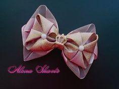 Бантик для принцессы МК Alena Shavtr - YouTube