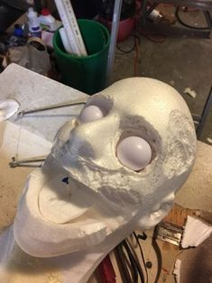 PVC Zombies and Fence Halloween Decoration : 8 Steps (with Pictures) - Instructables Halloween Fence, Halloween Haunted Houses, Outdoor Halloween, Cool Halloween Costumes, Halloween Projects, Halloween Party, Halloween 2017, Halloween Stuff, Homemade Halloween Decorations