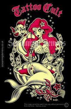 Tattoo Cult 5. by ScreamingDemons.deviantart.com on @deviantART