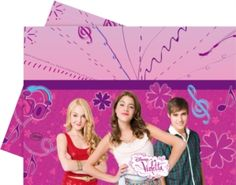 Violetta - set de table