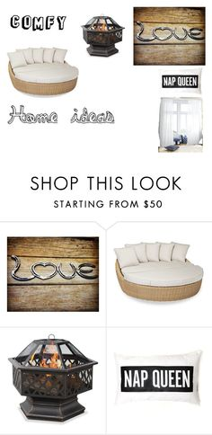 """""""Home idea"""" by nialls-wife1 on Polyvore featuring interior, interiors, interior design, home, home decor, interior decorating and Sunset West"""