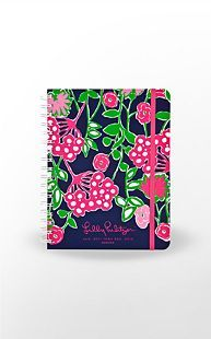 Lilly Pulitzer Planner I have one and it's amazing!!! Love everything about it, it keeps me organized