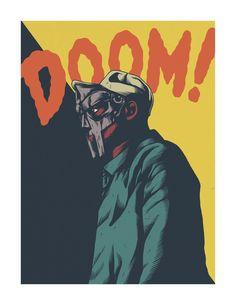 Image of MF DOOM