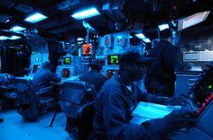 US Military Combat Information Center