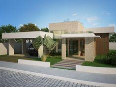 Projeto desenvolvido para uma casa particular em Itabaiana/SE - Immobile Arquitetura