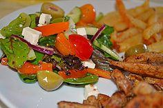 Griechischer Salat Viniferia Art (Rezept mit Bild) | Chefkoch.de