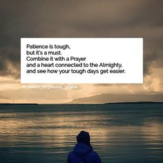 It will get easier, inshaa Allah. Imam Ali Quotes, Allah Quotes, Muslim Quotes, Religious Quotes, Quran Quotes, Quotes For Dp, Fact Quotes, Hadith, Alhamdulillah