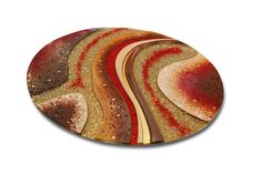 fused-glass-art-gold-dust-7                                                                                                                                                     More