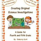 Nervous about planning a science fair project.  This workbook will help guide young scientists through the scientific method.  Fourth and fifth gra...