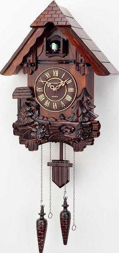 84 Best Bavaria Cuckoo Clocks Folk Patterns Images