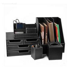 5-шт-компл-древесины-кожаные-офисный-стол-файл-канцелярские-принадлежности-и-организатор-держатель-ручки-картотеке-ткани.jpg (800×800)