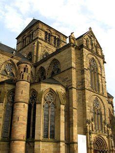 Liebfrauenkirche, Trier, Germany by j.labrado, via Flickr