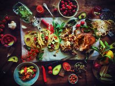 Chunky Salsa, Salsa Dancing, Learn To Dance, Keep Fit, Food Pictures, Food Styling, Food Art, Side Dishes, Avocado