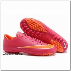 Nike Mercurial Victory Superfly 4 2014 TF Ronaldo Mens Red $61.00