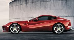 The new Ferrari F12 Berlinetta, successor to the 599