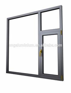 Thermal-break inwards & outwards casement window (GA60)