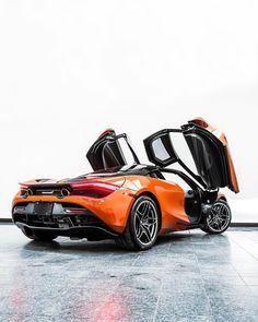 McLaren 720  mclaren 720S  McLarenSupercar New Sports Cars 61c85fef84d