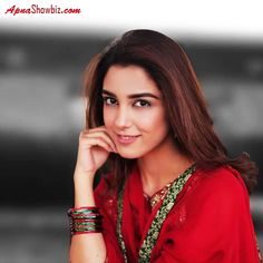 "#ApnaShowbizFlashbackWeek - #BestOf2015 Beautiful Maya Ali from ""Mera Naam Yousuf Hai"""