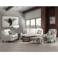 Living Room 5600 3-pc Living Room Set