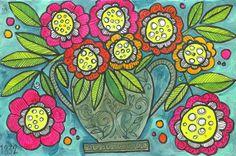 susan black design Susan Black, Black Art, Art Boards, Doodles, My Arts, Vibrant, Day, Camera Roll, March
