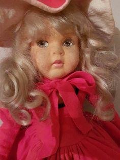 Bambola Panno Lenci anili lenci ?