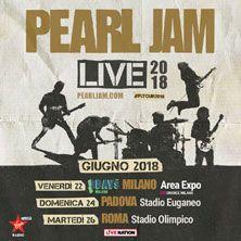 Pearl Jam - Biglietti