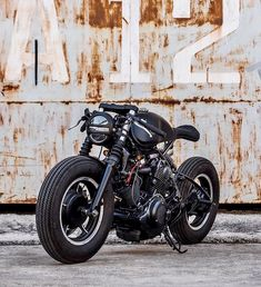 V-Racer - café racer - # Yamaha Cafe Racer, Virago Cafe Racer, Cafe Racers, Inazuma Cafe Racer, Yamaha Virago, Cafe Racer Motorcycle, Motorcycle Design, Bike Design, Kawasaki Cafe Racer