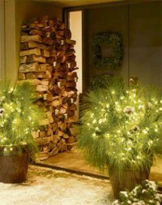 sarah richardson christmas | Sarah Richardson holiday decorating idea as featured in the Globe and ...