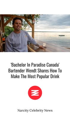 Click here👆👆👆 for the full article! The Bachelor In Paradise, Miss Canada, Most Popular Drinks, Season Premiere, Looking For Love, Bartender, Canadian Bacon, It Cast, Canada Travel