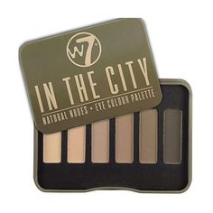 W7 In The City Natural Nudes Eye Palette | Fragrance Direct