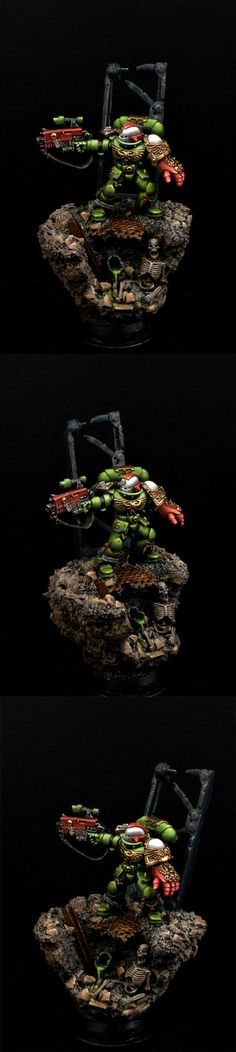 40k - Space Marine Sternguard Veteran by Toolinger