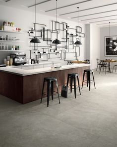Porcelain stoneware wall/floor tiles with marble effect MUSE W Muse Collection By Ceramica d'Imola Ceramic Floor Tiles, Wall And Floor Tiles, Porcelain Tile, Tiles For Sale, Large Format Tile, Marble Effect, Wall Hanger, Key Hangers, Industrial