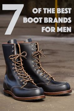 There's a lot to look for in a men's boot! A good pair of boots will be attractive but also functional. Red Wing Heritage does a great job balancing the two, and all of their boots are handmade in their Minnesota factory. Oak Street Bootmakers offers an iconic, beautiful Trench Boot, made of Chicago leather. Viberg is a family run boot business with a handsome Service Boot inspired by a WWII design but more modern. March on over to eBay's guide to 7 of the best boot brands for men!