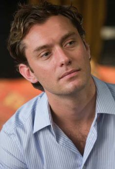 "Jude Law Life: Why Jude Law is so lovely in ""The Holiday"""