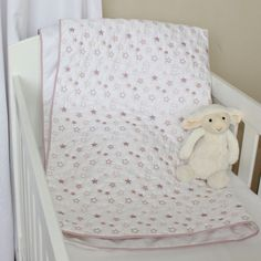 Stars Quilted Cotton Blanket/Playmat (pink). Available online at www.babesandkids.co.za Pink Stars, Tummy Time, Cotton Blankets, Toddler Bed, Baby, Furniture, Home Decor, Child Bed, Decoration Home