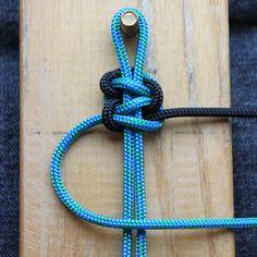 Tutorial de pulsera con cuerda