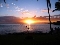 9 Best Sunsets In Poipu Images Poipu Beach Kauai Sunset