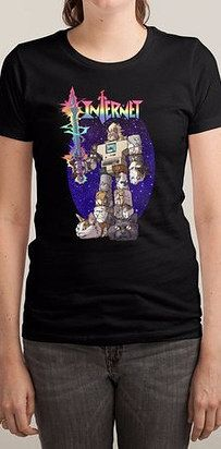 Internet — $25 | 59 Clever T-Shirts Every Geek Will Appreciate