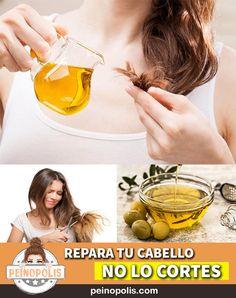 Repara tu cabello y puntas abiertas
