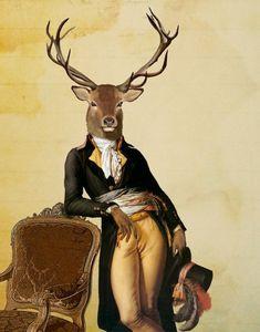 Sir Reindeer -TheFullerView