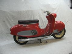 1964 WFM Osa M-52 With 175ccm Two Stroke Engine and 8hp