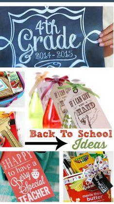 Back To School Gifts For Teachers, Back To School Kids, Back To School Crafts, School Fun, School Ideas, School Stuff, Preschool Gifts, Craft Activities For Kids, Crafts For Kids