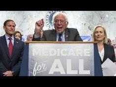 Bernie Sanders' Healthcare Bill Gets Positive Democratic Senate Support
