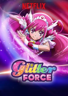 Information page about 'Glitter Force' (starring Debi Derryberry, Laura Bailey, Kate Higgins and more) on Canadian Netflix :: from MaFt's New On Netflix Canada Glitter Force, Red Glitter, Glitter Slime, Glitter Party, Glitter Vinyl, Sparkles Glitter, Glitter Dress, Water Centerpieces, Smile Pretty Cure