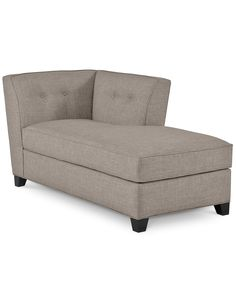 Harper Fabric Chaise - Chairs & Recliners - Furniture - Macy's