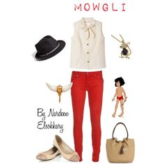 """""""Mowgli"""" by nardeenelsokkary on Polyvore"""